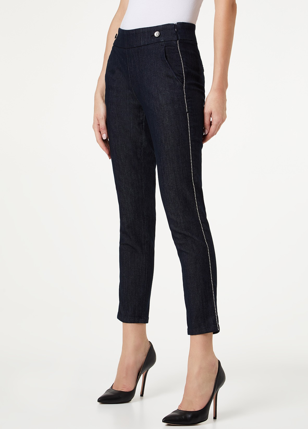LIU JO PANTALONE GINGERLY NORMAL WASH