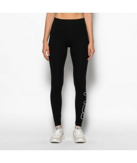 FILA DONNA LEGGINGS FLEXY NERO