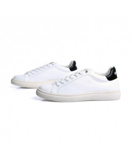 HAPPINESS SCARPE SNEAKERS UOMO HPNS BIANCHE