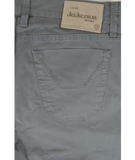 JECKERSON PANTALONE TOPPA PA07 TWILL GRIGIO SCURO
