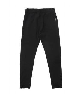 HAPPINESS UOMO PANTALONE WALKER NERO