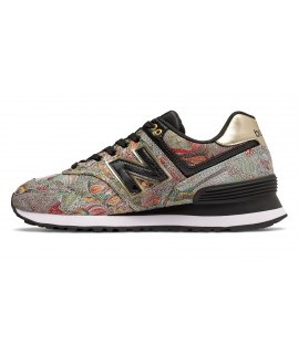 NEW BALANCE DONNA SCARPE SNEAKERS 574 FANTASIA