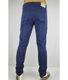 JECKERSON PANTALONE RASO JOHNNY BLU